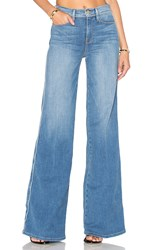 Frame Denim Le Capri Pip Wide Leg Lido Beach
