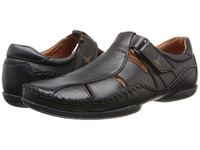 Pikolinos Puerto Rico Fisherman 03A 6745 Black Leather Men's Slip On Shoes
