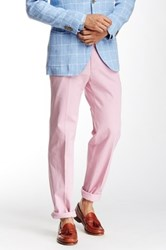 Peter Millar Raleigh Flat Front Washed Pant Multi
