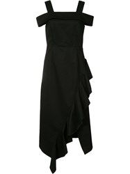 Robert Rodriguez Shift Dress Black