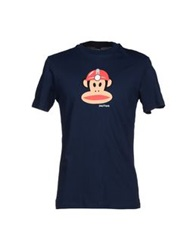 Paul Frank T Shirts Dark Blue