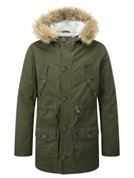 Tog 24 Harrier Mens Parka Jacket Green