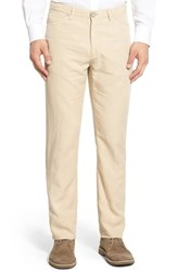 Men's Peter Millar Straight Leg Twill Pants