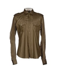 John Galliano Shirts Shirts Men