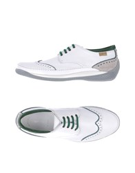 Lo.White Footwear Low Tops And Sneakers