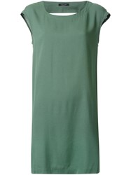 Roberto Collina 'Military' Dress Green