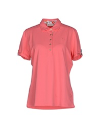 Piero Guidi Polo Shirts Light Purple