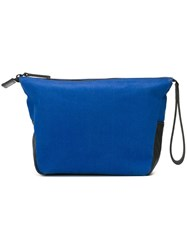 Ally Capellino 'Nazim' Wash Bag Blue
