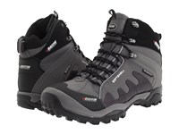 Baffin Zone Charcoal Men's Boots Gray