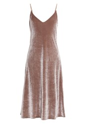 Kiomi Jersey Dress Rose