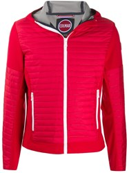 Colmar Hooded Padded Jacket Red