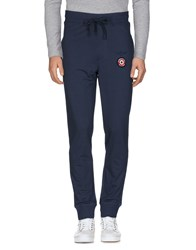 Aeronautica Militare Casual Pants Dark Blue
