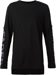 Stampd Faded Memory T Shirt Black