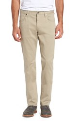 7 Diamonds Brushed Twill Five Pocket Pants Khaki