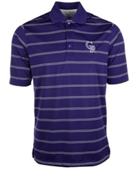 Antigua Men's Short Sleeve Colorado Rockies Polo