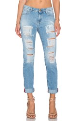 Acquaverde Skinny Jean Super Ripped