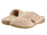 Vionic Gemma Tan Terry Slippers