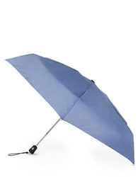 Totes Traveler Umbrella Blue
