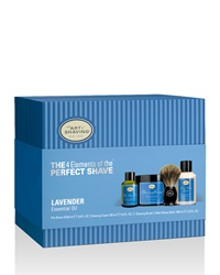 The Art Of Shaving 4 Elements Of The Perfect Shave Full Size Kit Lavender