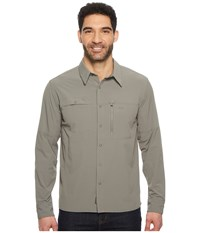 Outdoor Research Ferrosi Utility Long Sleeve Shirt Pewter Clothing
