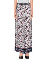 Vicolo Trousers Casual Trousers Women White