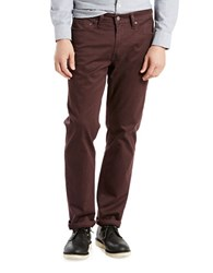 Levi's 541 Athletic Fit Twill Pants Coffee