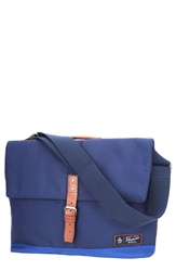 Original Penguin 'East West' Messenger Bag Dress Blues