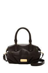 Marc By Marc Jacobs New Q Small Legend Leather Satchel Black