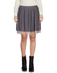Fixdesign Atelier Mini Skirts Lead