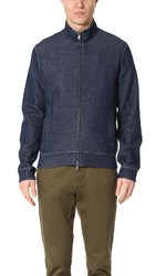 Todd Snyder Warm Up Jacket Indigo