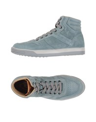 Tod's Footwear High Tops And Trainers Men Deep Jade