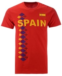 Outerstuff Spain National Team One Team T Shirt Red