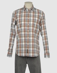 Jofre Shirts Long Sleeve Shirts Men Khaki