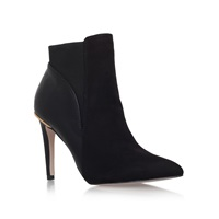 Lipsy Bailey High Heel Ankle Boots Black