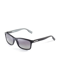Hugo Boss Plastic Wayfarer Sunglasses Black