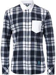Guild Prime 'Bang' Plaid Shirt Black