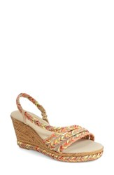 Women's Onex 'Marcia' Wedge Sandal Bright Multi