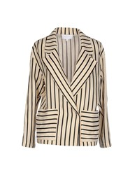 Escada Sport Suits And Jackets Blazers Women Beige