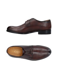 Cantarelli Lace Up Shoes Dark Brown