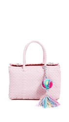 Likely Mini Ali Basket Bag Rose Shadow