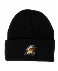 Top Of The World Appalachian State Mountaineers Campus Cuff Knit Hat Black