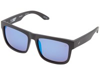 Spy Optic Discord Matte Black Happy Bronze Polar W Blue Spectra Sport Sunglasses