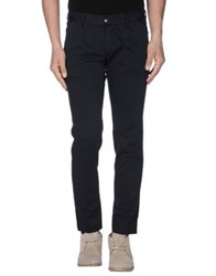 One Seven Two Casual Pants Black