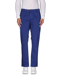 Pence Trousers Casual Trousers Men Blue