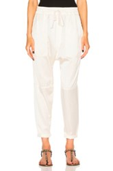 Citizens Of Humanity Sadie Pull On Pant In Neutrals White Neutrals White