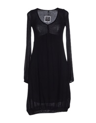 Made In Heaven Short Dresses Black