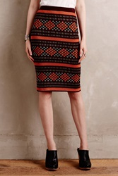 Plenty By Tracy Reese Stratiform Skirt Multi