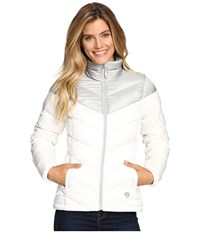 Mountain Hardwear Ratio Down Jacket White Steam Women's Coat