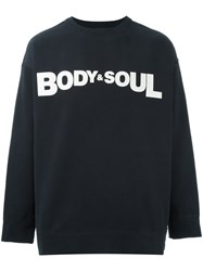 Kenzo 'Body And Soul' Sweater Black