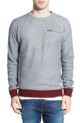 Men's Bellfield Ladder Knit Crewneck Sweater